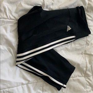 Adidas workout Capri